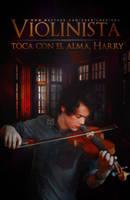 Violinista | Wattpad cover. by LoeBiebs