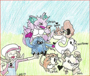 marriland fan-art!!! by moogal111
