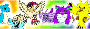 twitch plays pokemon team by moogal111