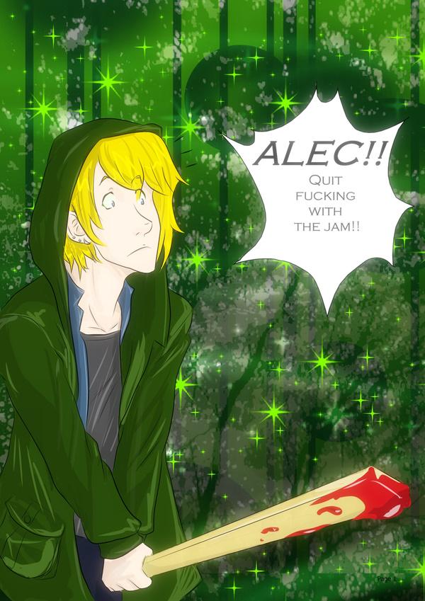 Alec You Silly Mod by IggyEngland
