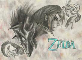 Zelda by Shadryn3