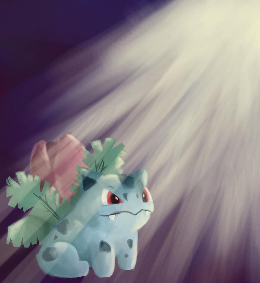 Ivysaur by Shadryn3