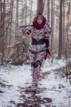 Warrior Red Riding Hood