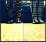 Socks by flytrappedinajar