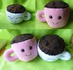Happy Plush Coffee/Tea