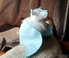 Stitch Bat Pattern Tutorial by PastYourPorchlight