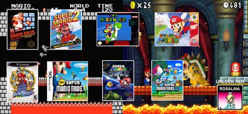 Super Smash Bros  Wars by Gego-Kurin on DeviantArt