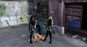 femdom police 3
