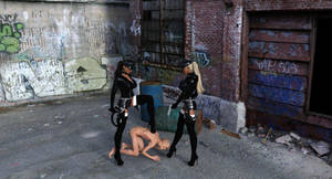 femdom police 3 by marco041
