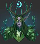 Druid - Art trade