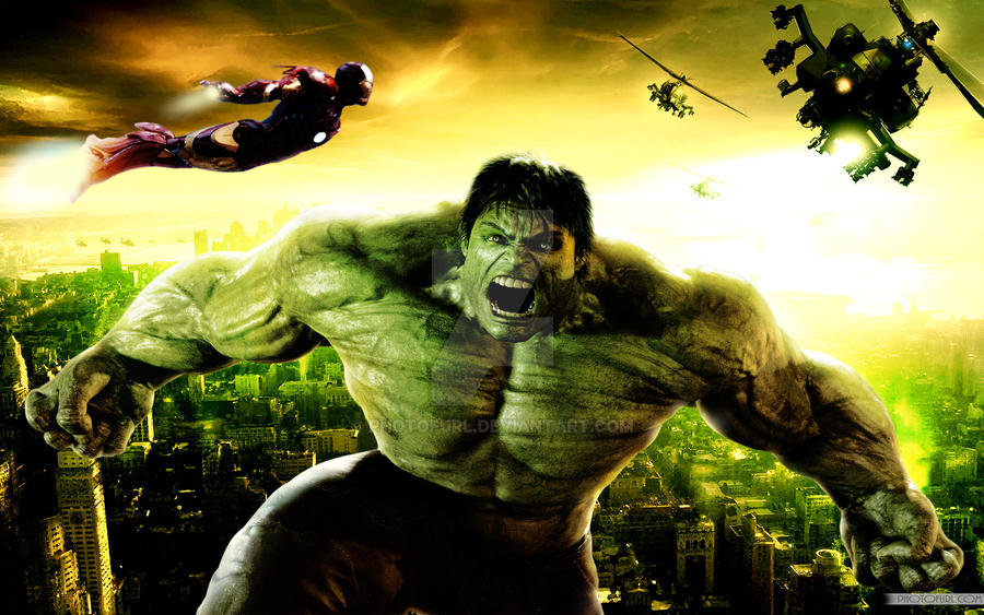 Hulk Wallpapers New movies posters by photofurl on DeviantArt