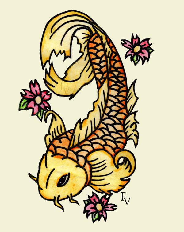 Koi fish by saphiraxdesigns on deviantart for Ph for koi fish