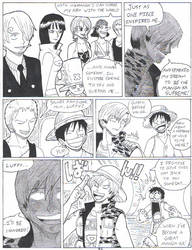 OPD pg95:Mugiwara No Garth? by Garth2The2ndPower