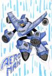 Dwn No.90: Aero Man