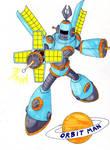Dwn No.94: Orbit Man