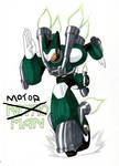 Dwn No.95: Motor Man