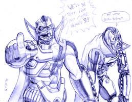 Destroyman ga Tosenai by Garth2The2ndPower