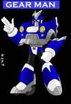 Dwn No.114: Gear Man
