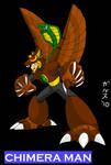 Dwn No.117: Chimera Man