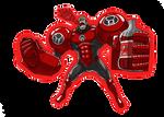 Red Lantern Franky