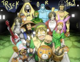 One Piece Halloween 2 by Garth2The2ndPower