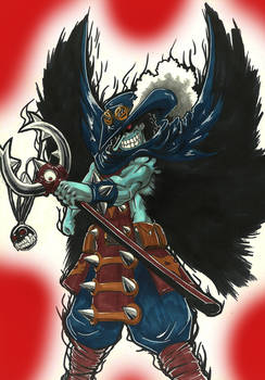 Nightmare Usopp