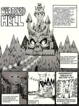 Too Hardened for Hell  p1