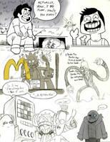 Garth's Random Sketches- Gamma by Garth2The2ndPower