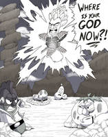 Vegeta Tales by Garth2The2ndPower