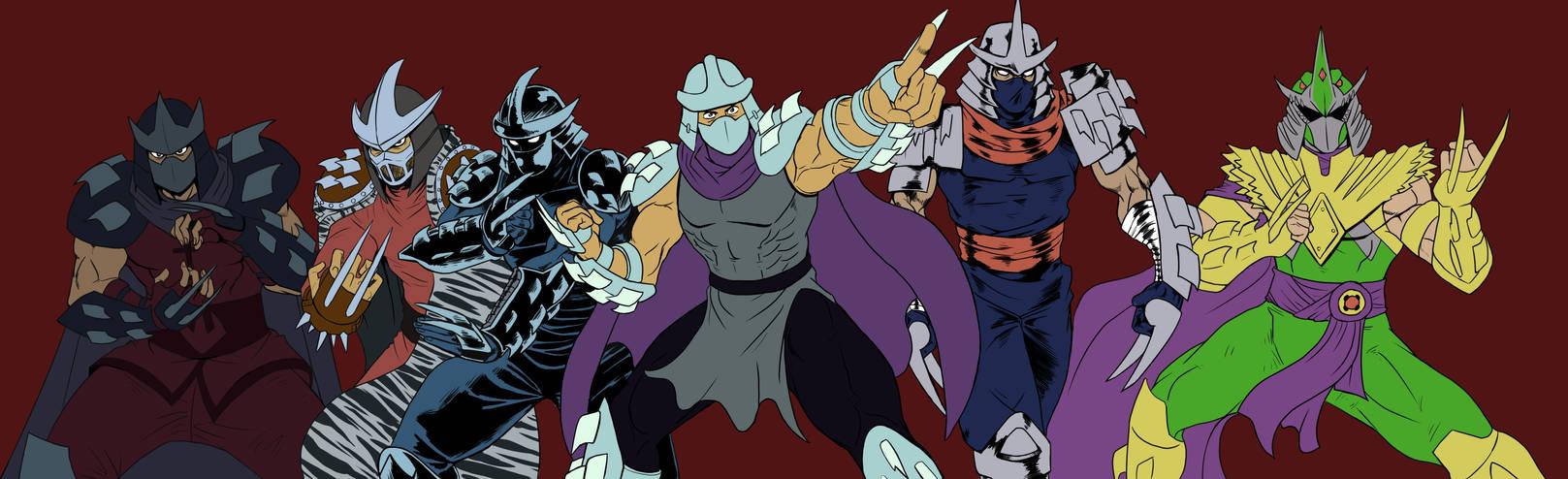 Shredders preview