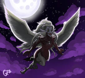 Super Owl Goddess