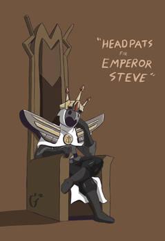 S4 E1: Headpats for Emperor Steve