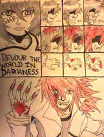 Chireru Cho Dankai Transform Manga by MageKnight007