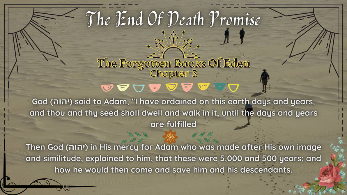 The End Of Death Promise