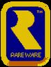 The RareWare Logo by conkeronine