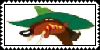 Weasel Greasy Stamp by conkeronine