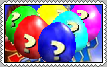 Banjo-Kazooie Stop N Swop Eggs Stamp by conkeronine