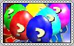 Banjo-Kazooie Stop N Swop Eggs Stamp by conkeronine