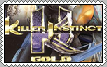 Killer Instinct Gold Stamp by conkeronine
