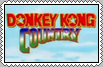 Donkey Kong Country Stamp by conkeronine
