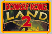 Donkey Kong Land 2 Stamp by conkeronine