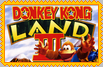 Donkey Kong Land 3 Stamp by conkeronine