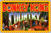 Donkey Kong Country 1 Stamp by conkeronine