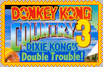 Donkey Kong Country 3 Stamp by conkeronine