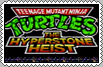 Ninja Turtles The HyperStone Heist Stamp by conkeronine