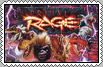 PRIMAL RAGE Stamp by conkeronine