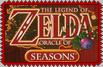 ZELDA Oracle of SEASONS Stamp by conkeronine