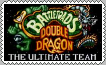 BattleToads and Double Dragon Stamp by conkeronine