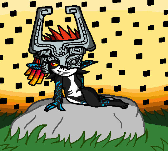 MIDNA! :D by conkeronine