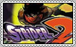 STRIDER 2 Stamp by conkeronine